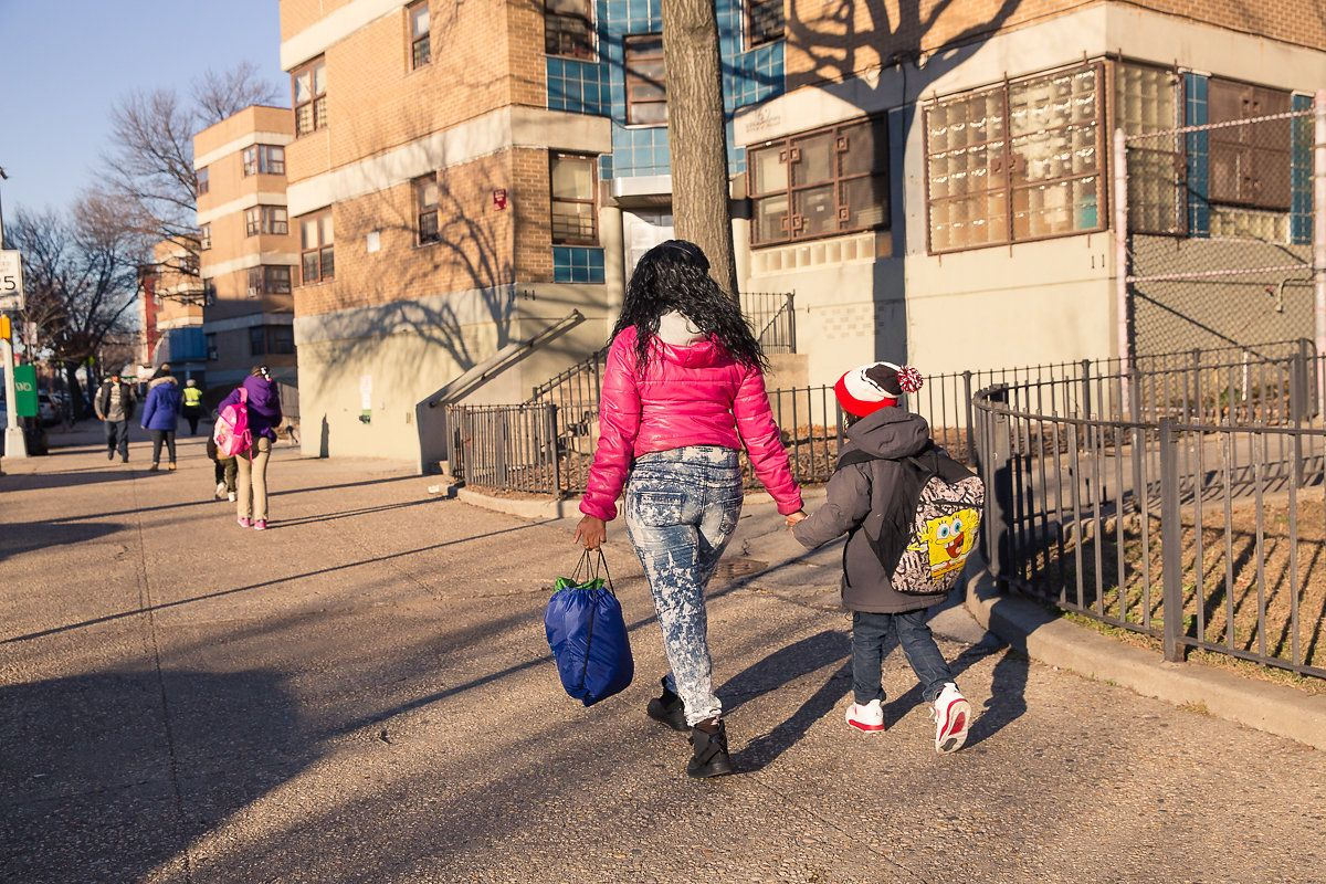new york wants to close the gap between public housing residents and