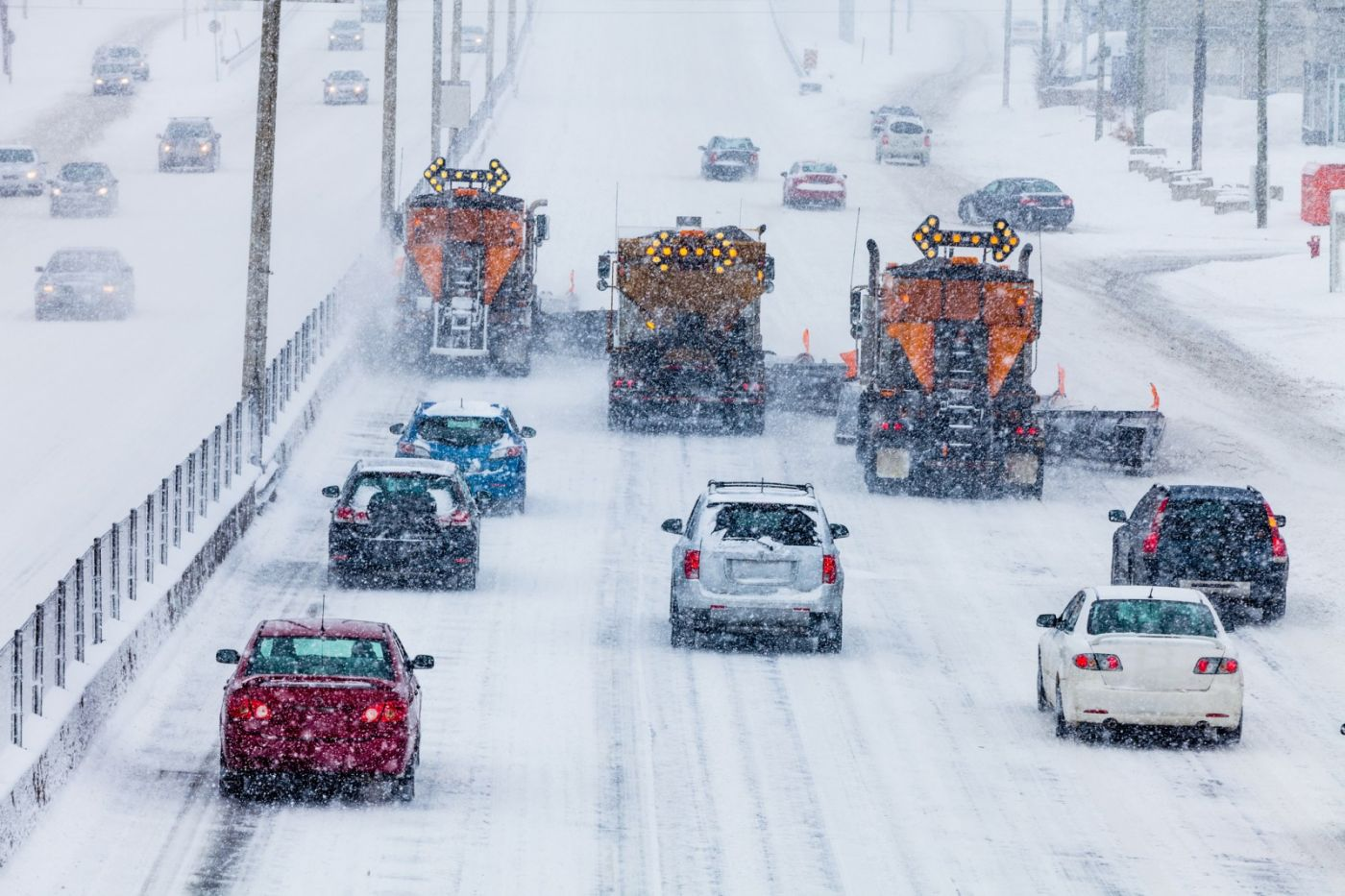 Cities Are Cutting The Salt From Their Winter Road Diets Next City