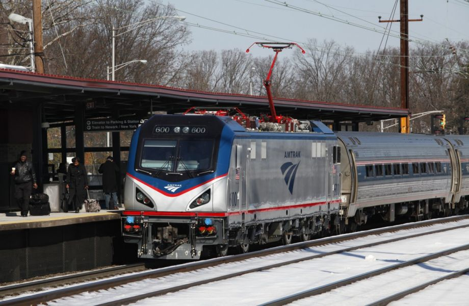 where to turn if you want to make american made amtrak trains next