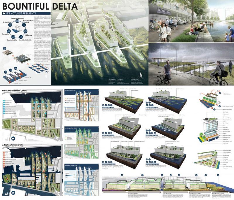 9 Ambitious Design Ideas For A More Resilient Boston