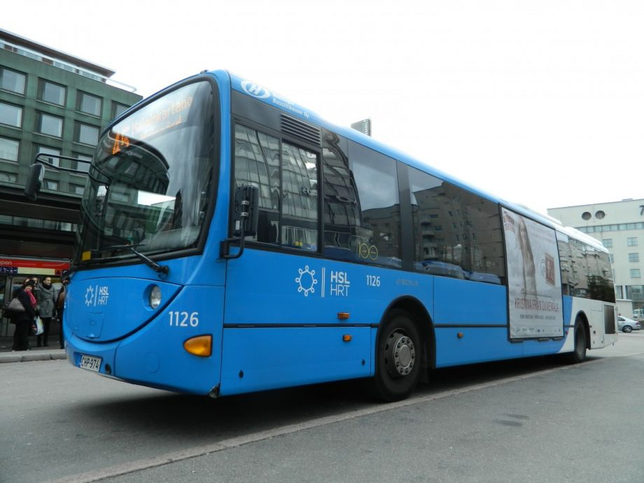Helsinki Bus