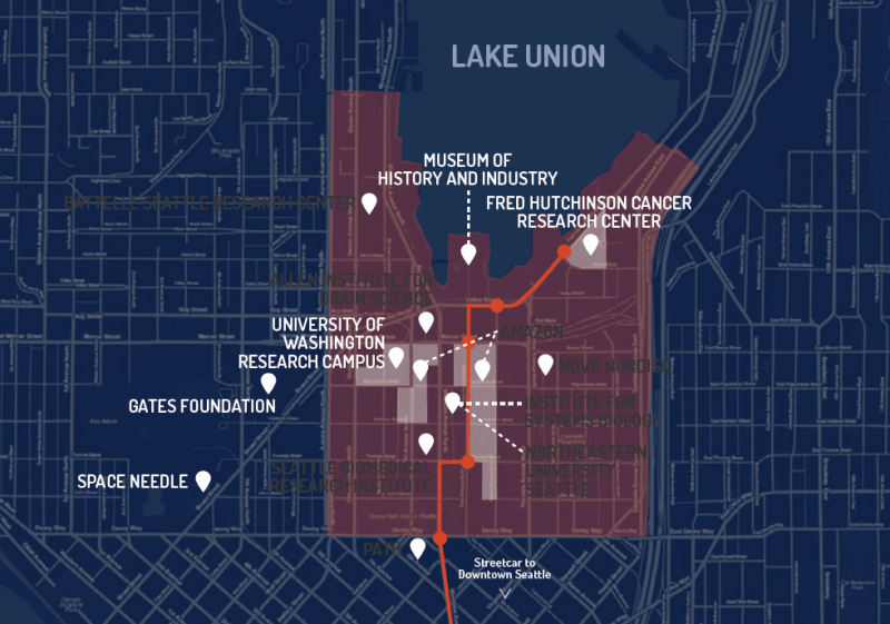 The Choreography of Collisions That Makes Innovation Districts