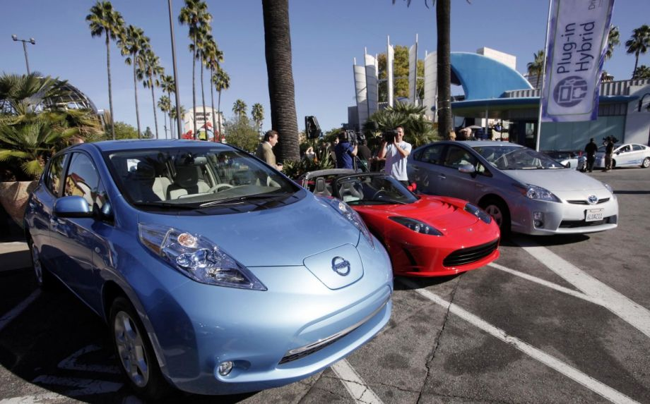 L A Unveils Quicker Easier Ev Charging Station Install
