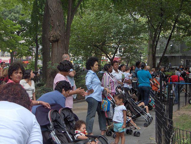 Stroller Surveillance Race Class And New York City