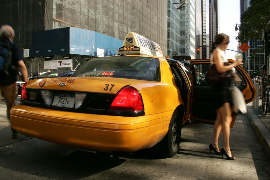 NYC Getting New Taxi-Hailing App – Next City