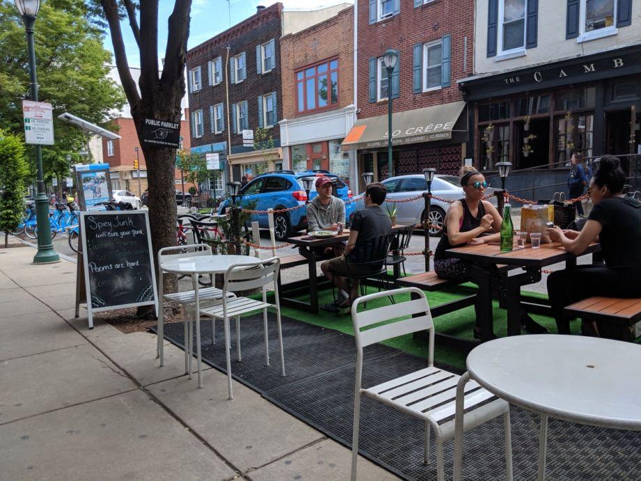 A Blueprint for Equitable Parklets
