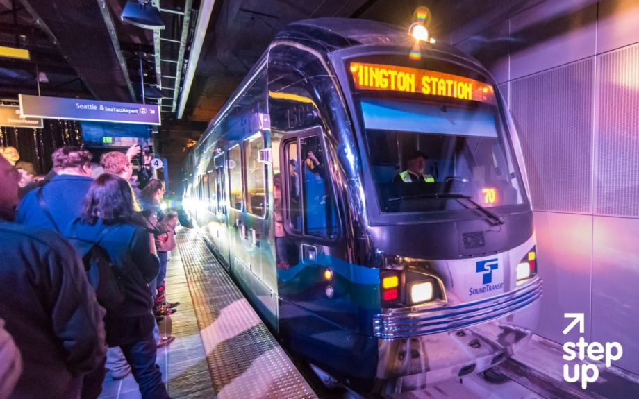 Seattle Celebrates Early Rollout of Light-Rail Expansion