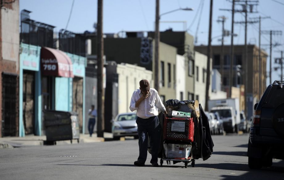 As Los Angeles Gets Younger, Skid Row Gets Older – Next City