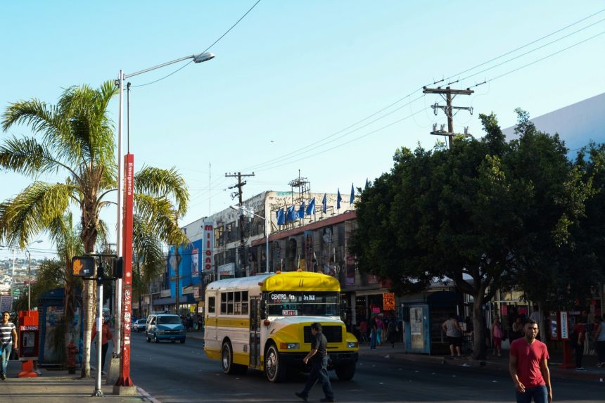 Green card / US Immigrant driving to Rosarito Mexico?