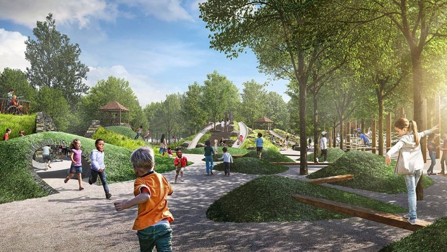 New South Carolina Park Is Furthering Equitable Development